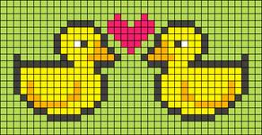 Alpha pattern #53738