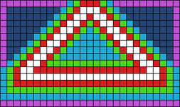 Alpha pattern #53747