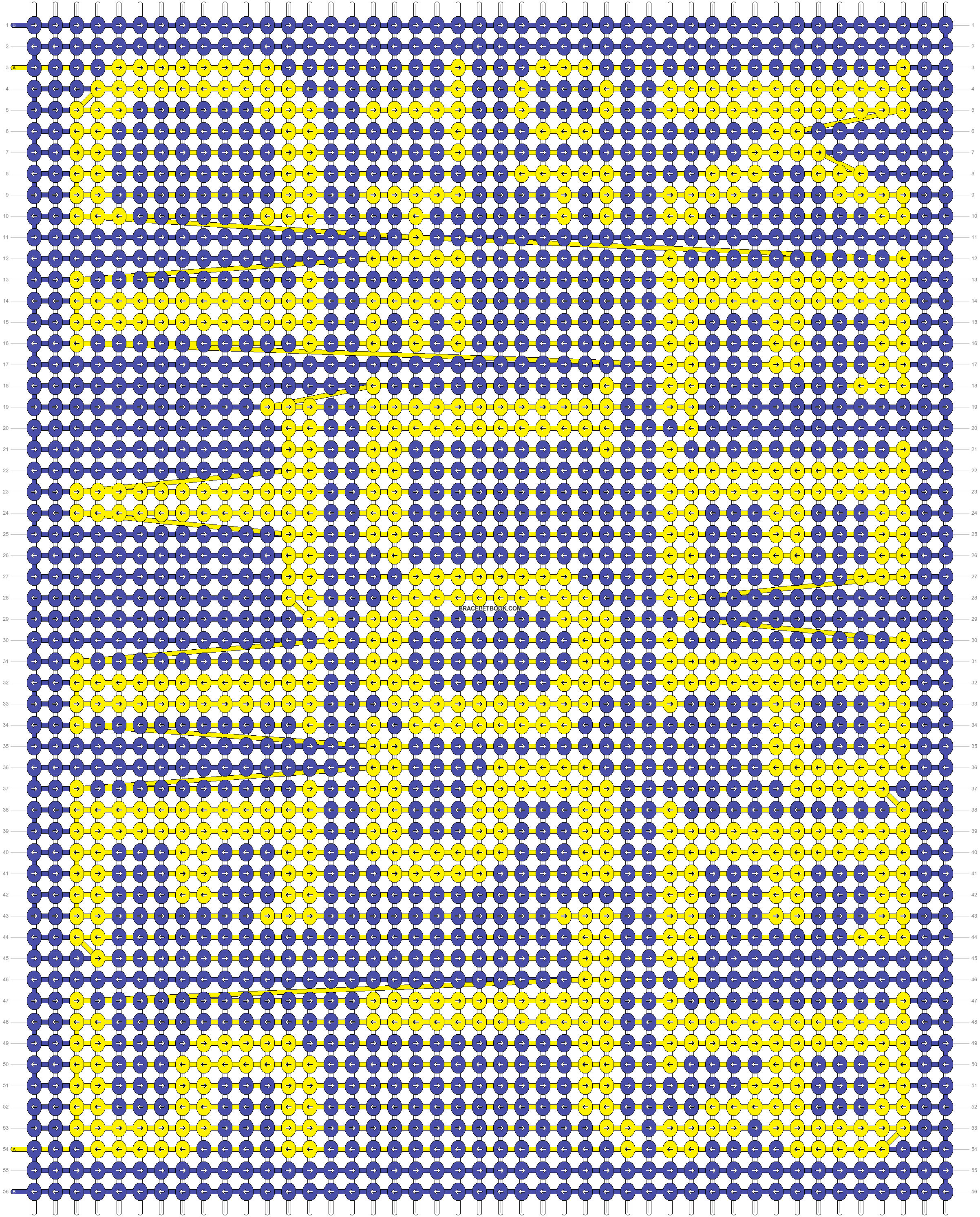 Alpha pattern #53749 pattern