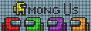 Alpha pattern #53766