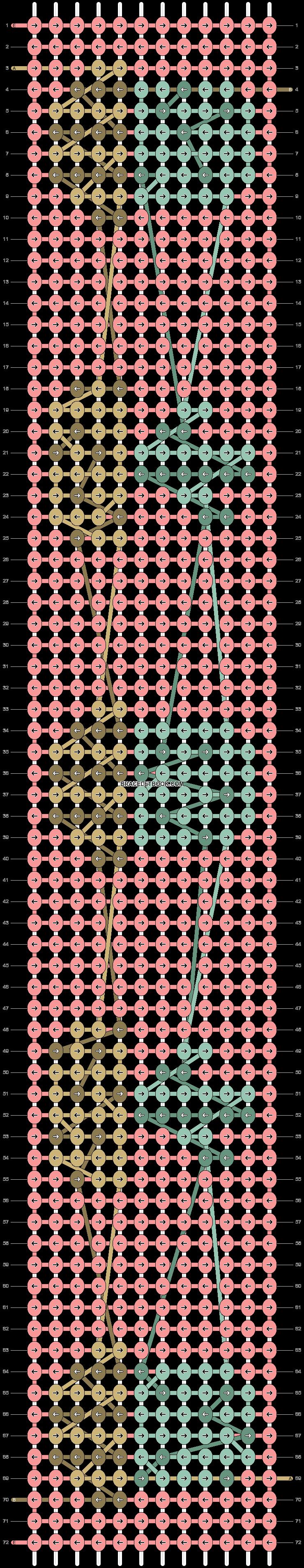 Alpha pattern #53773 pattern