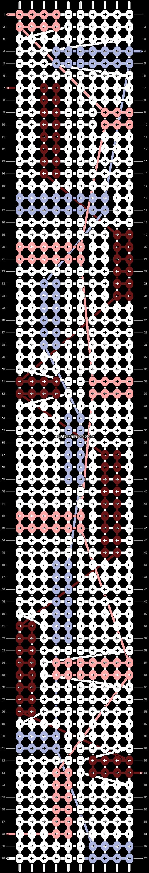 Alpha pattern #53780 pattern