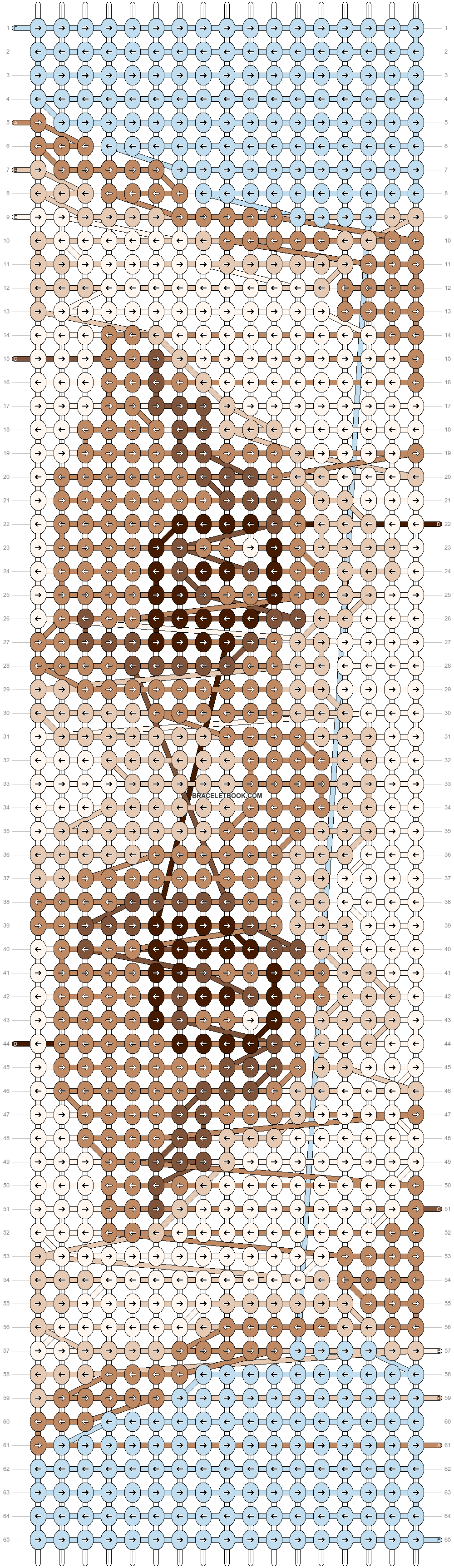 Alpha pattern #53794 pattern