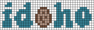 Alpha pattern #53805