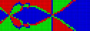 Alpha pattern #53819