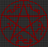 Alpha pattern #53821