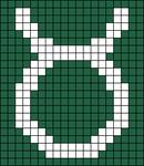 Alpha pattern #53828