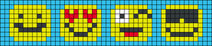 Alpha pattern #53829