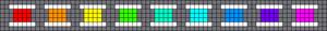 Alpha pattern #53833