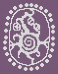 Alpha pattern #53835