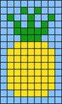 Alpha pattern #53843