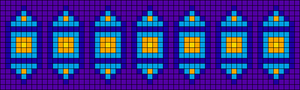 Alpha pattern #53848