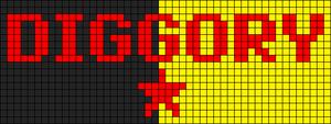Alpha pattern #53850