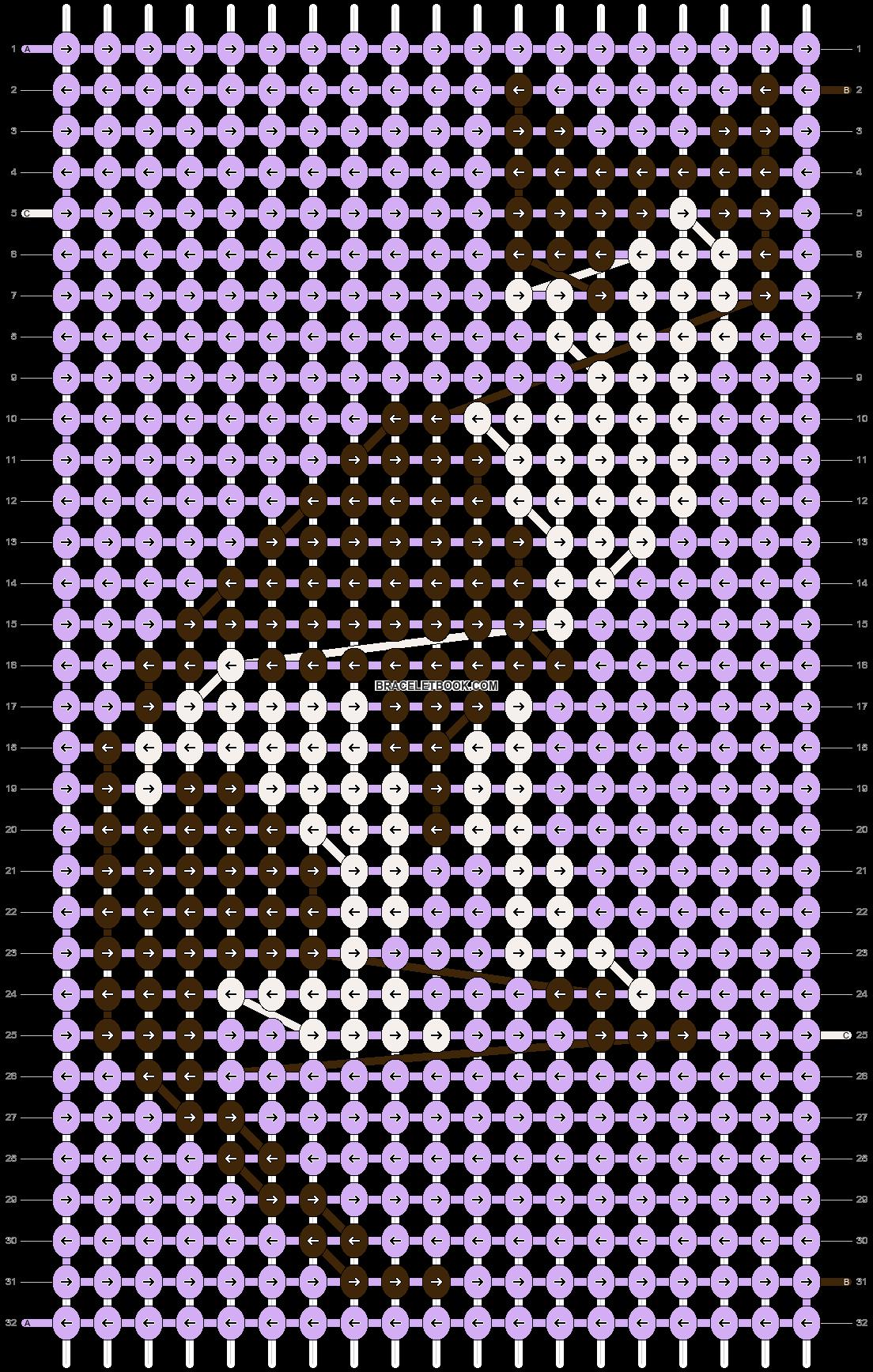 Alpha pattern #53857 pattern
