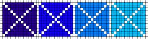 Alpha pattern #53873