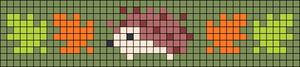 Alpha pattern #53874