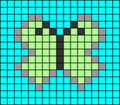 Alpha pattern #53877