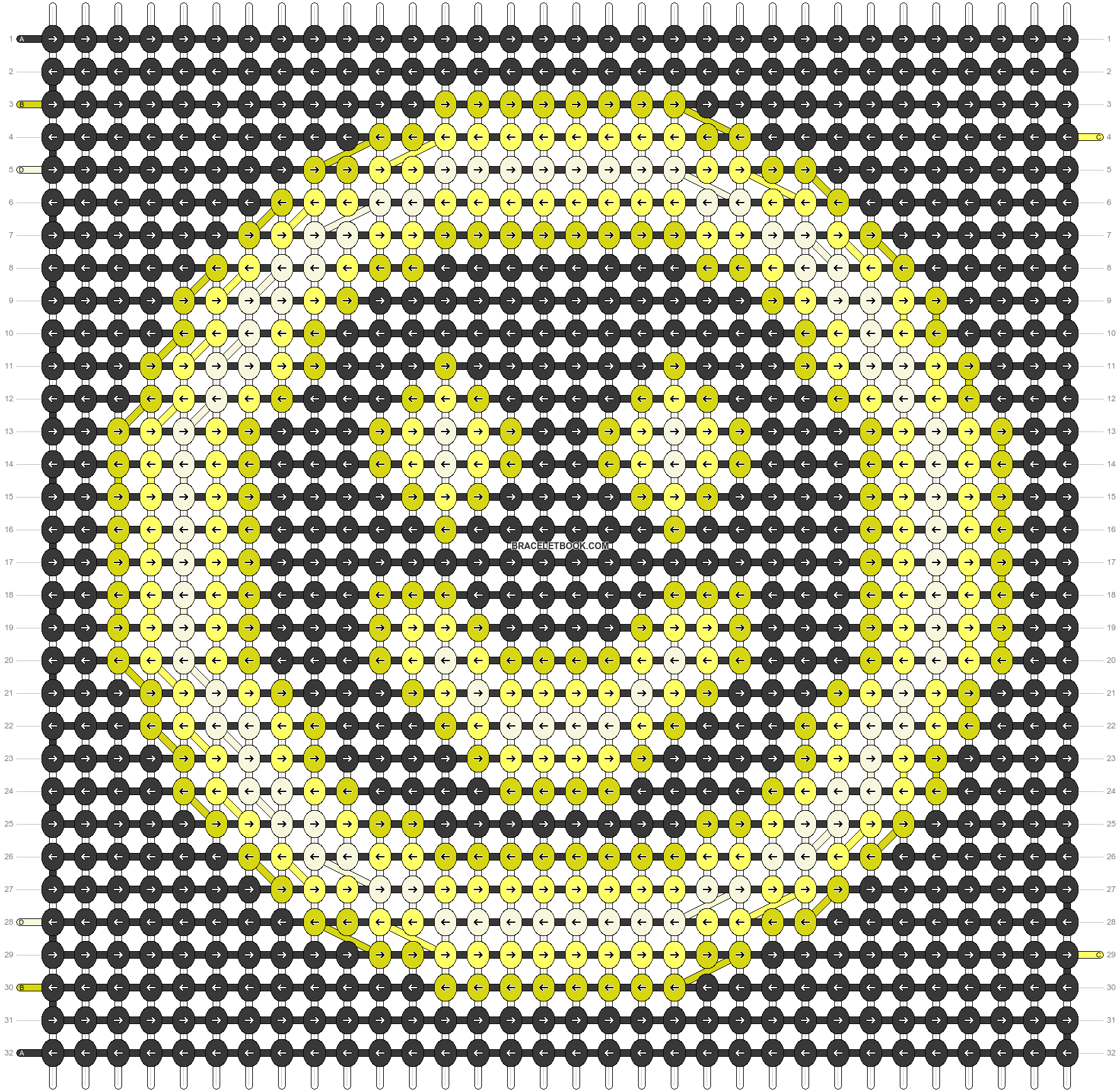 Alpha pattern #53880 pattern