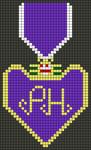 Alpha pattern #53896
