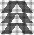 Alpha pattern #53898