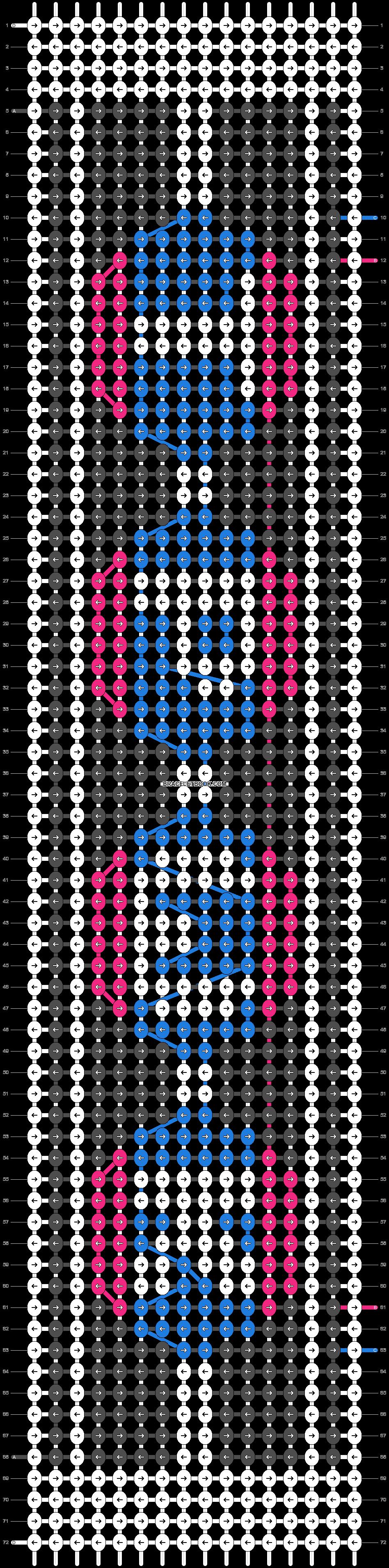 Alpha pattern #53902 pattern