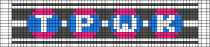 Alpha pattern #53902