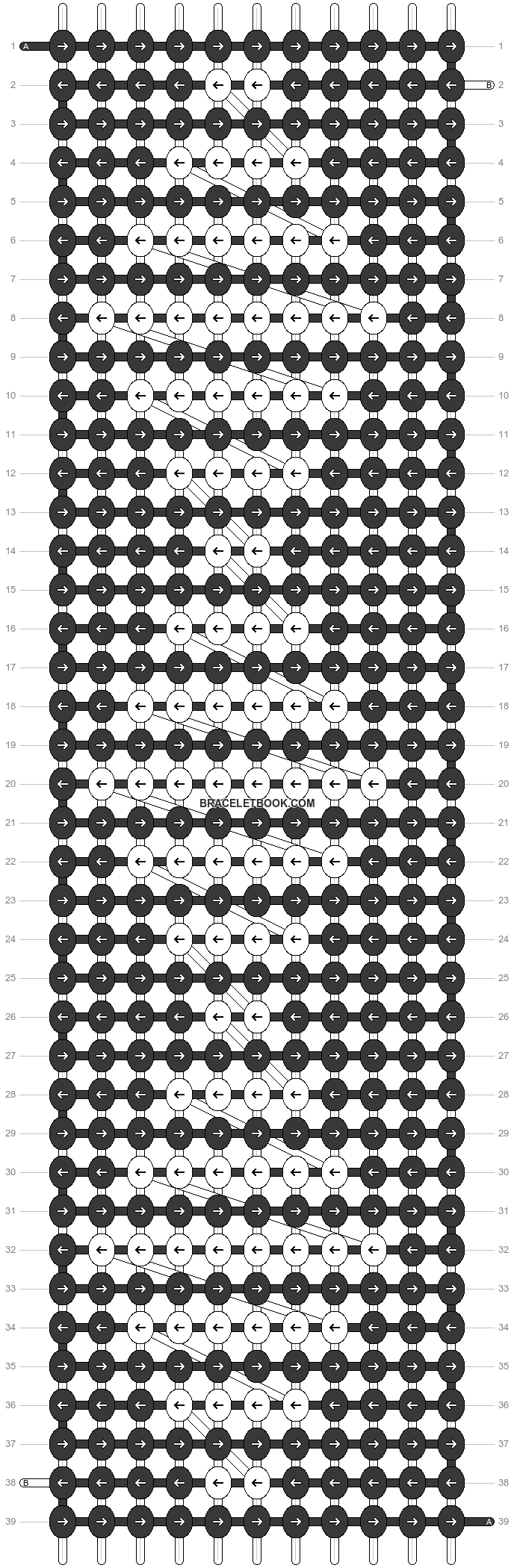 Alpha pattern #53911 pattern
