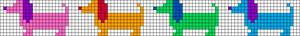 Alpha pattern #53916