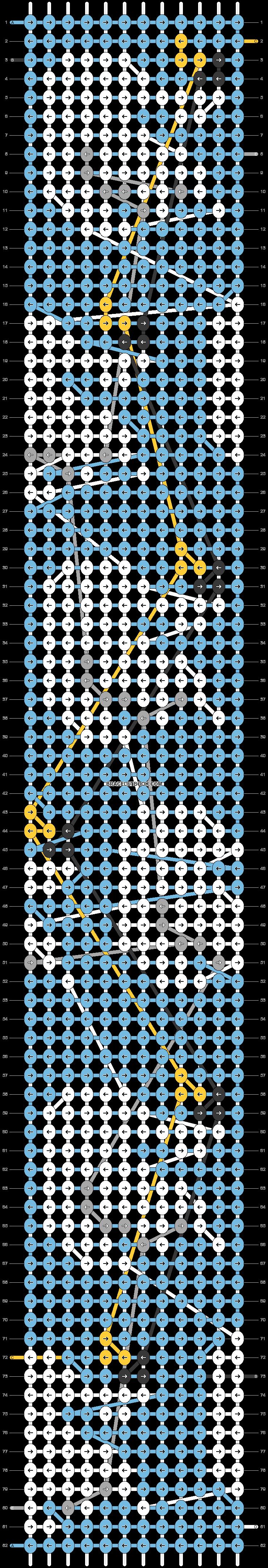 Alpha pattern #53919 pattern