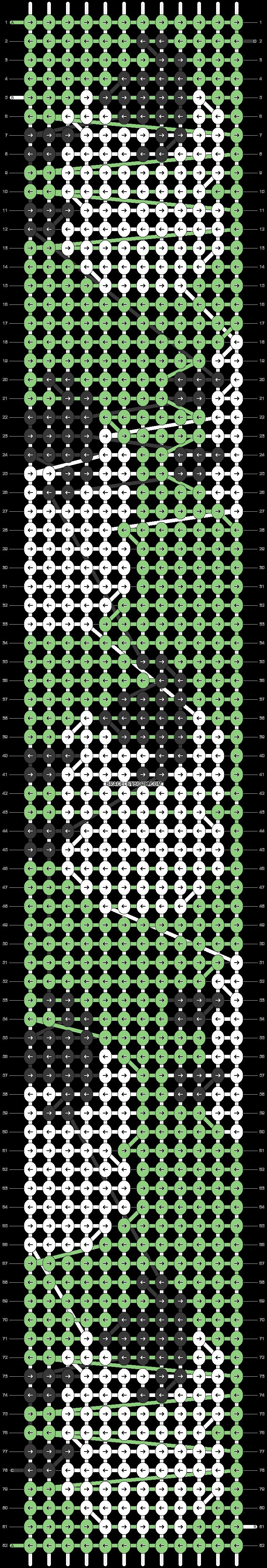 Alpha pattern #53921 pattern