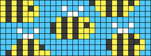 Alpha pattern #53927