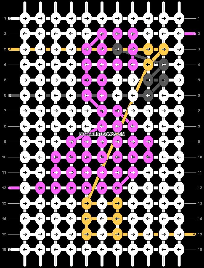 Alpha pattern #53933 pattern