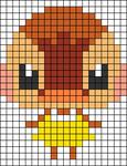 Alpha pattern #53960