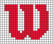 Alpha pattern #53964