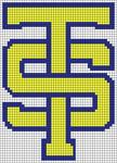 Alpha pattern #53977