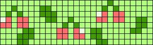 Alpha pattern #53980