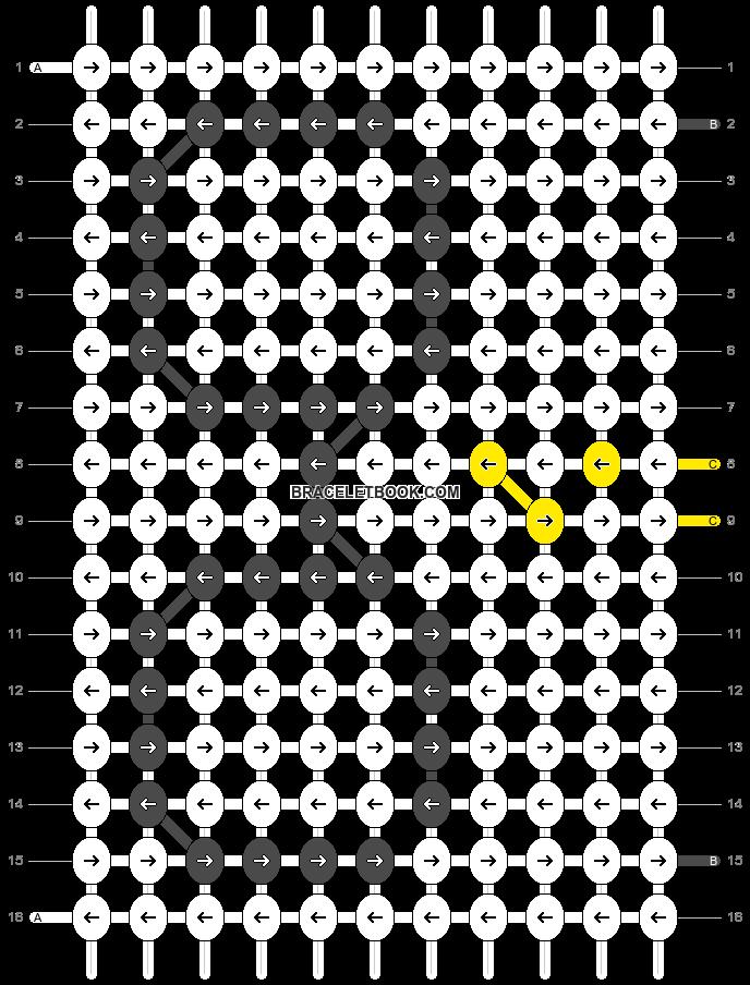 Alpha pattern #53988 pattern