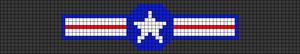 Alpha pattern #53992