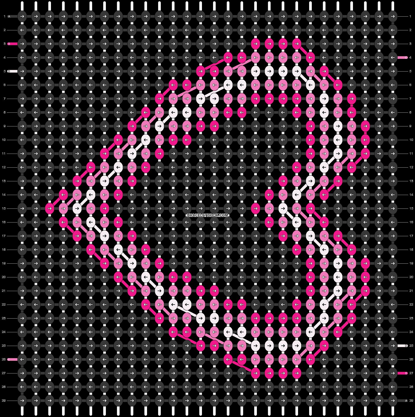 Alpha pattern #53995 pattern