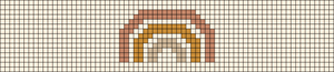 Alpha pattern #54001