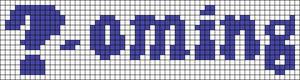 Alpha pattern #54002
