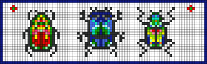 Alpha pattern #54003