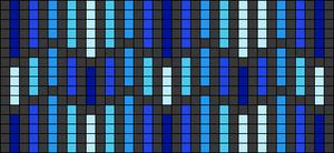 Alpha pattern #54017