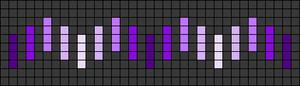 Alpha pattern #54018
