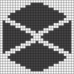 Alpha pattern #54020