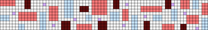 Alpha pattern #54033