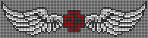 Alpha pattern #54038