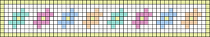 Alpha pattern #54050