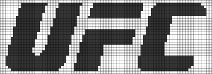 Alpha pattern #54064