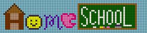 Alpha pattern #54080